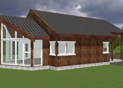 Ramsland – hytte